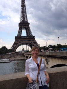 The Eiffel Tower and Me